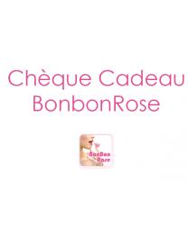 Chèque cadeau BonbonRose 500 CHF