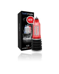 Hydromax X20 Red Bathmate