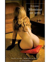 """Livre """"Monsieur est servi"""""""
