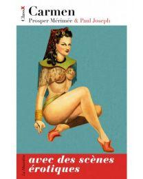 "Livre ""Carmen"" - Prosper Mérimée & Paul Joseph - ClassX"