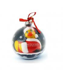 Big Tease Mini Santa Duckie