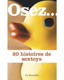 Livre Osez 20 histoires de sextoys