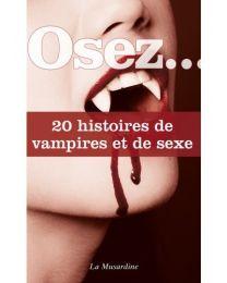 Livre 20 histoires de vampire et de sexe