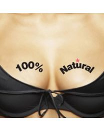 Ta-Ta-Toos - 100 % Natural